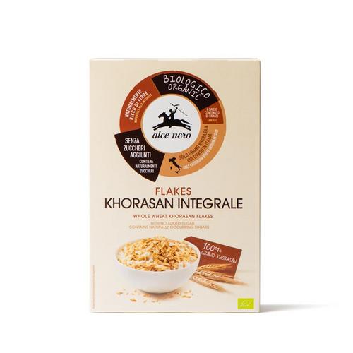 Organic Whole Khorasan Flakes 200GR