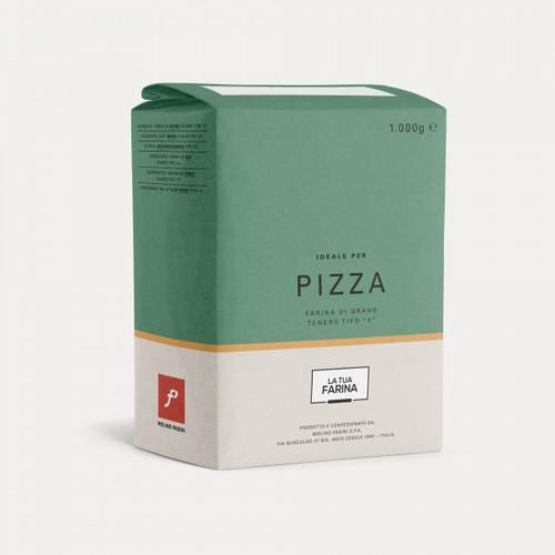 Farina di Grano tenero tipo '0' ideale per pizza