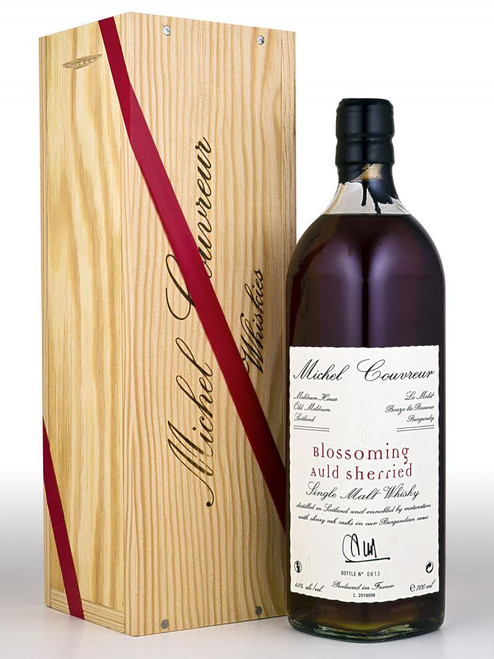 70cl BLOSSOMING AULD SHERRIED SINGLE MALT WHISKY at  45% alc./vol.