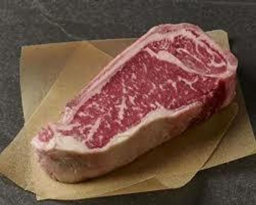 USDA PRIME DRY AGED BONE IN NEW YORK (KC)