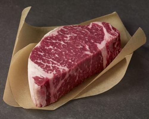 NY BUTCHER CUT USDA PRIME NEW YORK STRIP LOIN DRY AGED