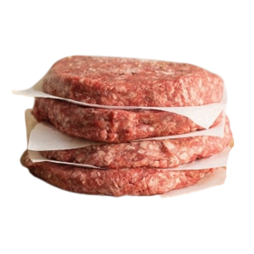 16 6OZ USA WAGYU STEAK BURGERS - BOX -