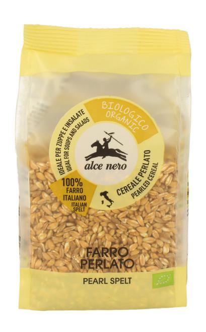 Organic Pearl Spelt Alce Nero 400g