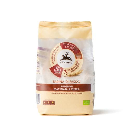 Organic stone ground whole spelt flour 500g
