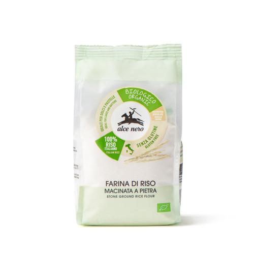 Organic stone ground rice flour 500g