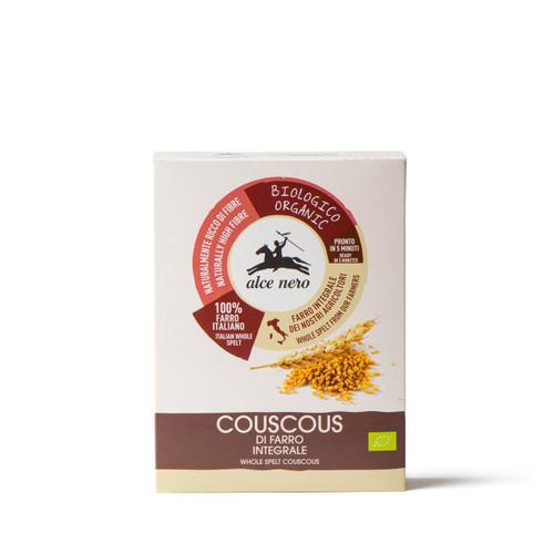 Organic wholegrain spelt couscous 500g