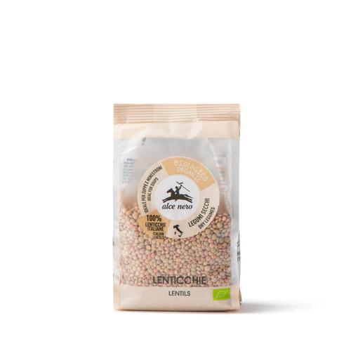 Organic lentils 400g