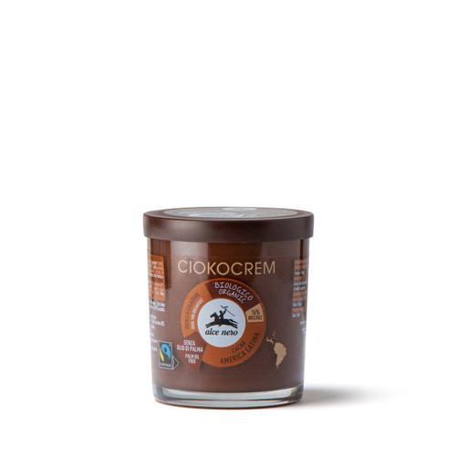Ciokocrem - organic spreadable hazelnut cream 180GR Alce Nero