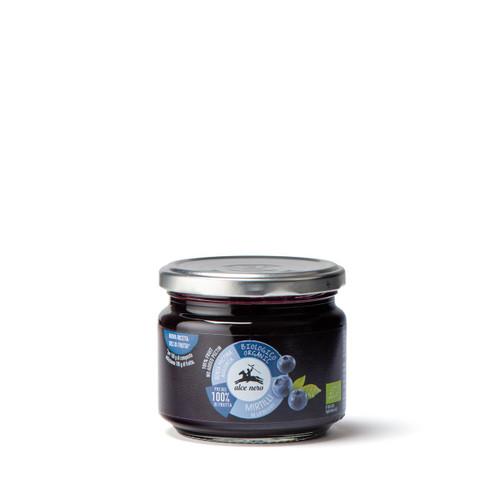 Organic blueberry Jam 270g