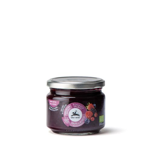 Organic wildberries jam 270g