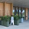 Mod Commercial Planters