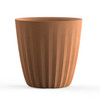 Weathered Terracotta Pleat Planter