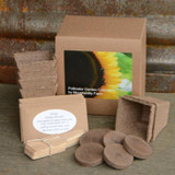 Pollinator Garden Gift Box Kit Materials