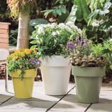 Luca Planter Outdoors