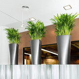 Delta Tall Tall Round Planters