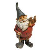 Digger Garden Gnome Statue
