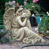 Harmony at Ease Angel Statue in the Garden