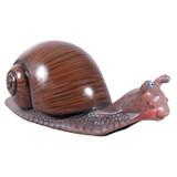 Slugo Giant Snail Garden Statue