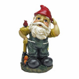 Dieter Digger Garden Gnome Statue