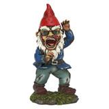 Attack of the Dead Walking Zombie Apocalypse Garden Gnome Statue