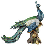Palace Peacock Garden Statue