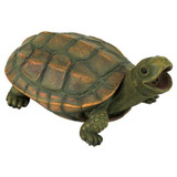 Sprinkle the Turtle Piped Spitter Statue