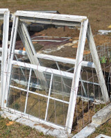 Create a DIY Cold Frame with Old Windows