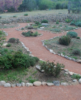 DIY Crusher Fines Garden Path