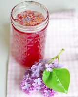 How to Make Redbud and Lilac Jellies