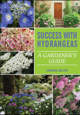 Hydrangea Book Giveaway