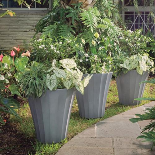 Mikonos Planter Outdoors
