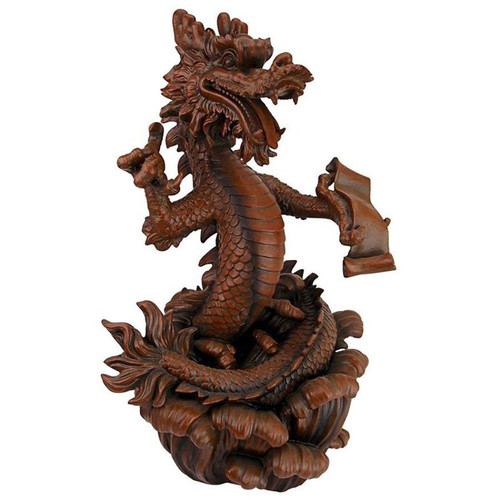 Dragon King of the Four Seas Garden Statue