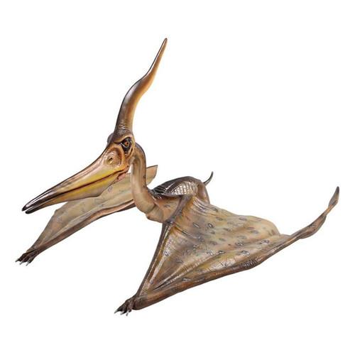 Jurassic-Sized Flying Pteranodon Ingens Dinosaur Garden Statue