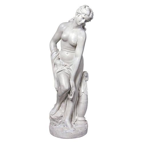 Classical Bather La Baigneuse Garden Statue