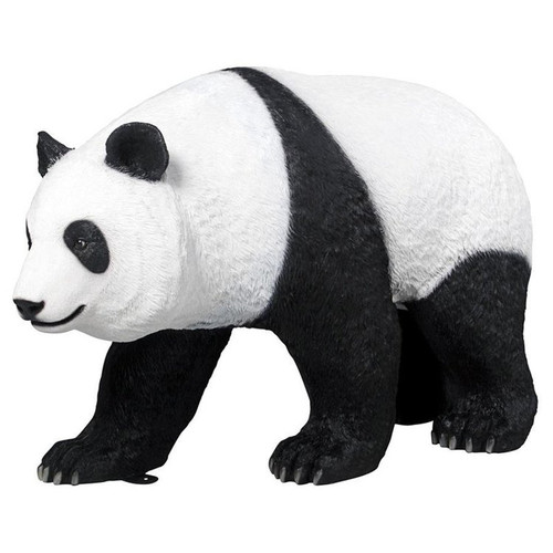 Ling Ling Giant Walking Panda Bear Garden Statue