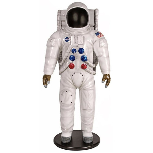 Man on the Moon Astronaut Garden Statue