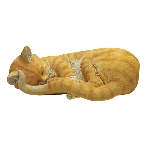 Cat Nap Sleeping Kitten Statue