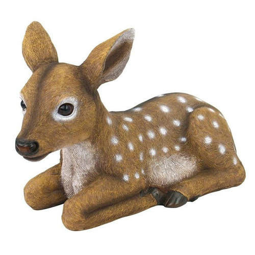 Darby, the Forest Fawn Baby Deer Statue