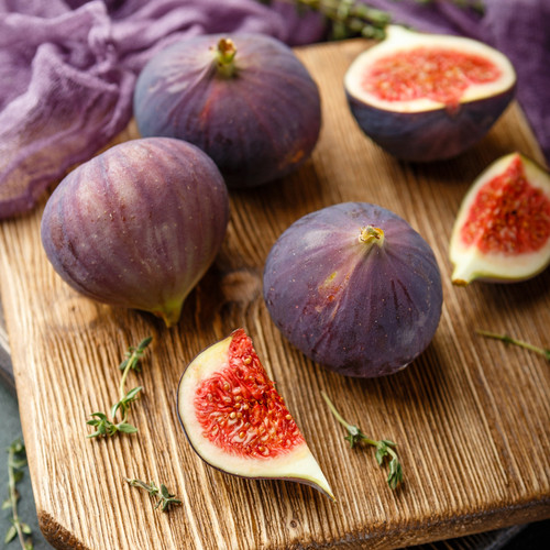 LSU Purple Fig Fruit