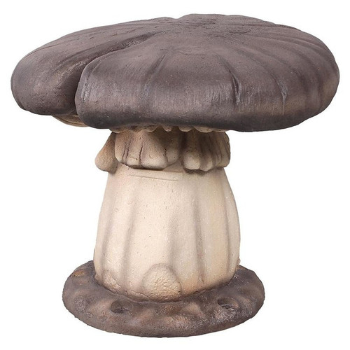 Massive Mystic Mushroom Garden Stool