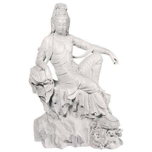 Guan Yin Goddess of Compassion Garden Statue