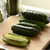 Harvested Fresh Pickles Cucumbers