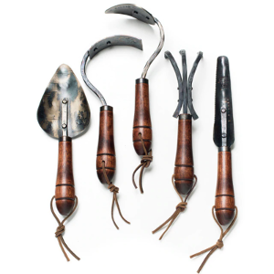 Hand Forged Gardening Tools