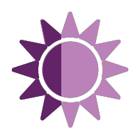 Partial Sun Icon