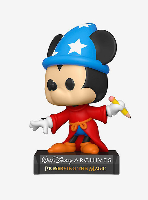 Disney Fantasia 80th Anniversary Sorcerer Mickey Pop! Vinyl Figure
