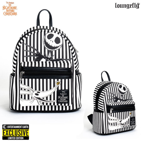 Loungefly x Disney Nightmare Before Christmas Mini-Backpack - EE Exclusive