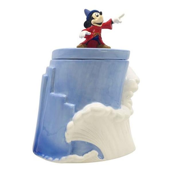 Disney Fantasia 80th Anniversary Cookie Jar