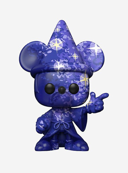 Disney Fantasia 80th Anniversary Mickey #1 (Artist Series) Pop! Vinyl Figure
