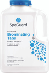 SpaGuard 4.5 lbs Brominating Tablets - Lowest Price