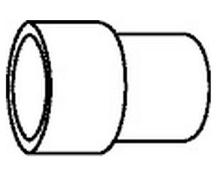 """6000-161 Jetback Hose Adapter, Jet Leak Repair, 0.5"""" x 0.5"""""""